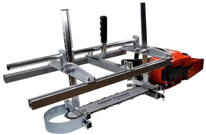 Zchoutrade portable chainsaw mill